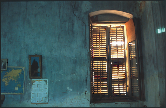 Sylvia Henze, The Window, 2005