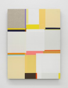 Richard Schur, Etude, 2014