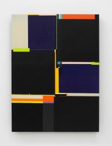 Richard Schur, Noir, Study 2013