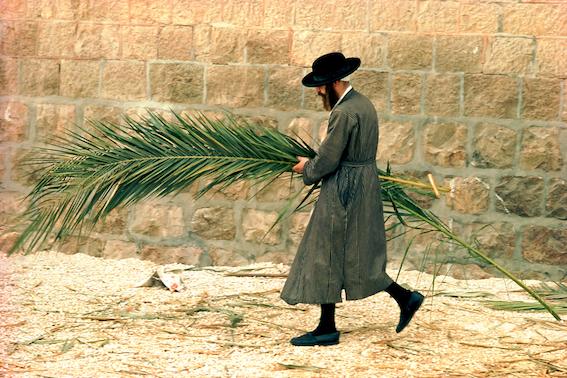 Amos Schliack, Mea Shearim, Sukkot, 1978/79